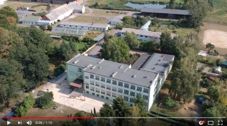 Nasza szkoła z lotu ptaka