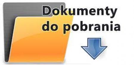 DOKUMENTY DO INTERNATU