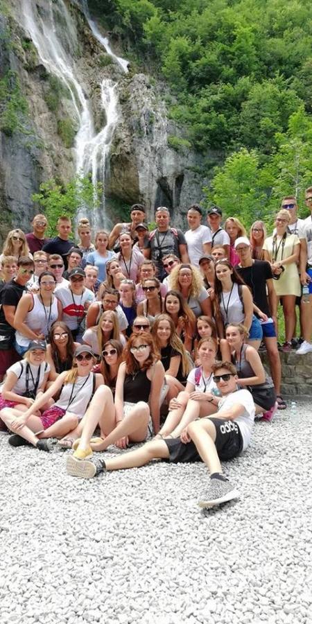 Byliśmy w Chorwacji